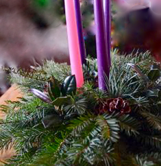 Advent Wreath Making & Spaghetti Dinner