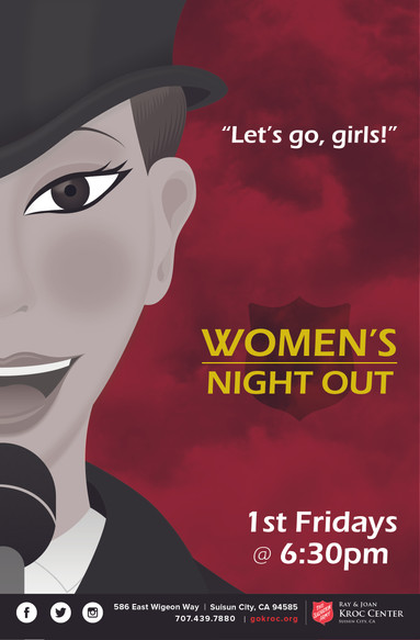 Women's Night Out Flyer