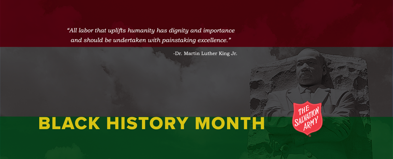 Black History Month Facebook Cover
