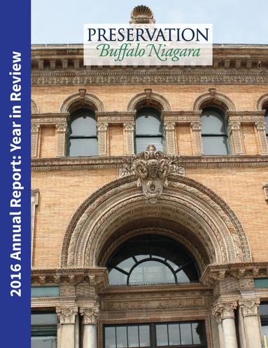 Preservation Buffalo Niagara Annual Repo