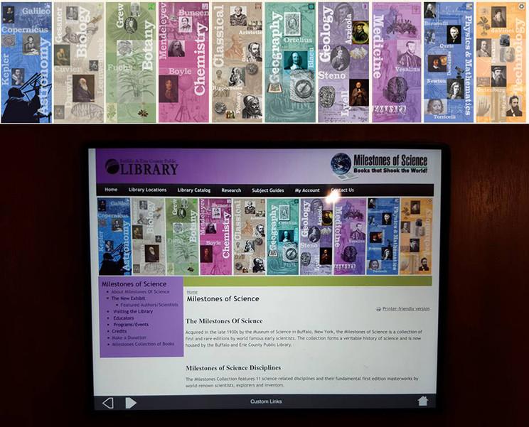Milestones of Science Posters