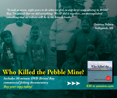 Who Killed the Pebble Mine? Web Ad
