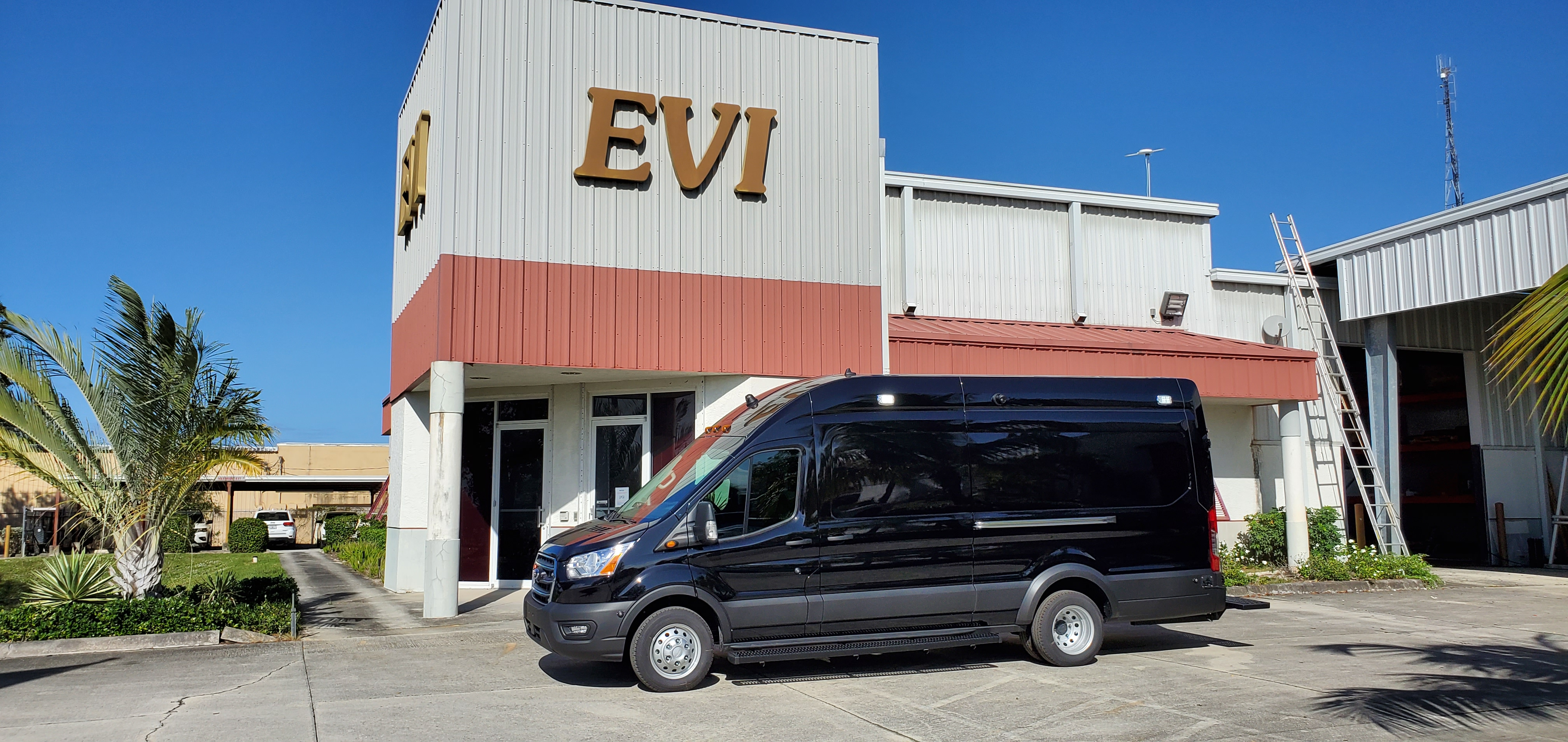 EVI- Conversion Van