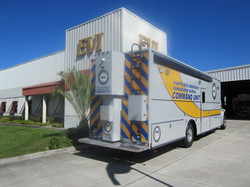 EVI 31-Ft. Mobile Command Vehicle