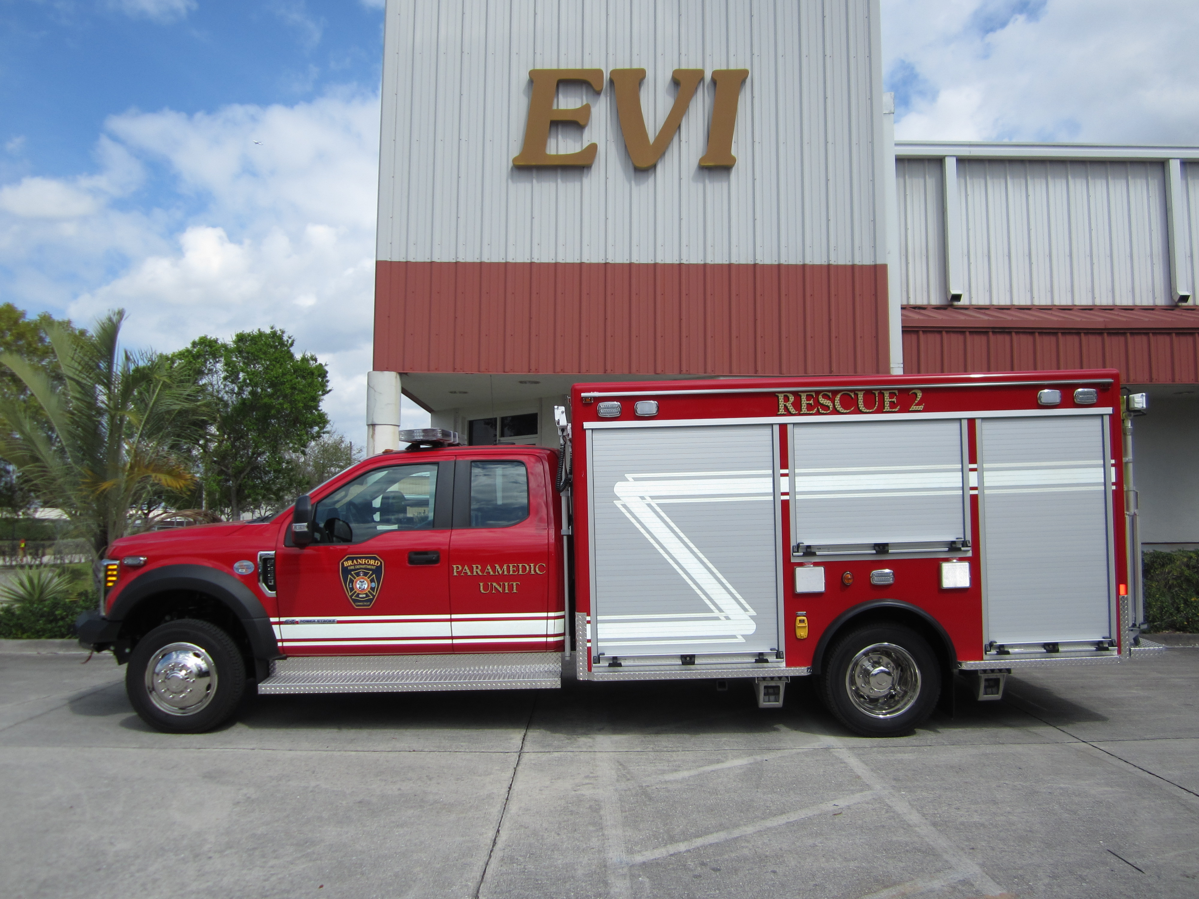 EVI 12-Ft. Light Rescue
