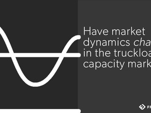 Is the U.S. truckload market more volatile than ever before? (Part 1)