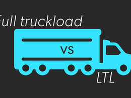 3 Key Differences between Full Truckload and Less Than Truckload Shipping