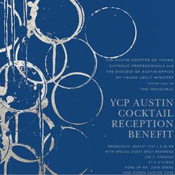 YCP Benefit Invite