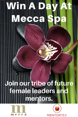 Win A Day At Mecca Spa Poster_MentorTex