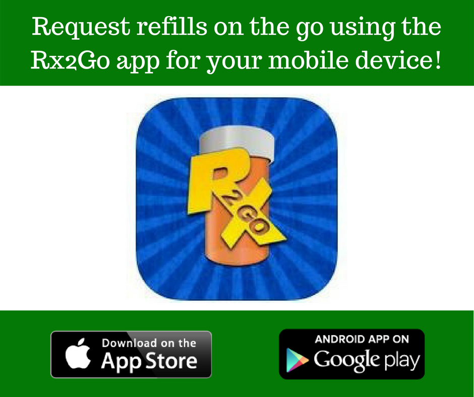RX to Go Mobile App