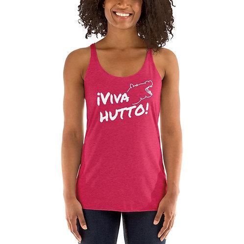 ¡Viva Hutto! Women's Racerback Tank