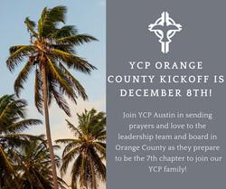 YCP Orange County Kickoff