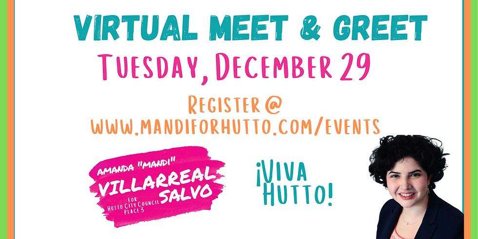 Mandi for Hutto Virtual Meet & Greet