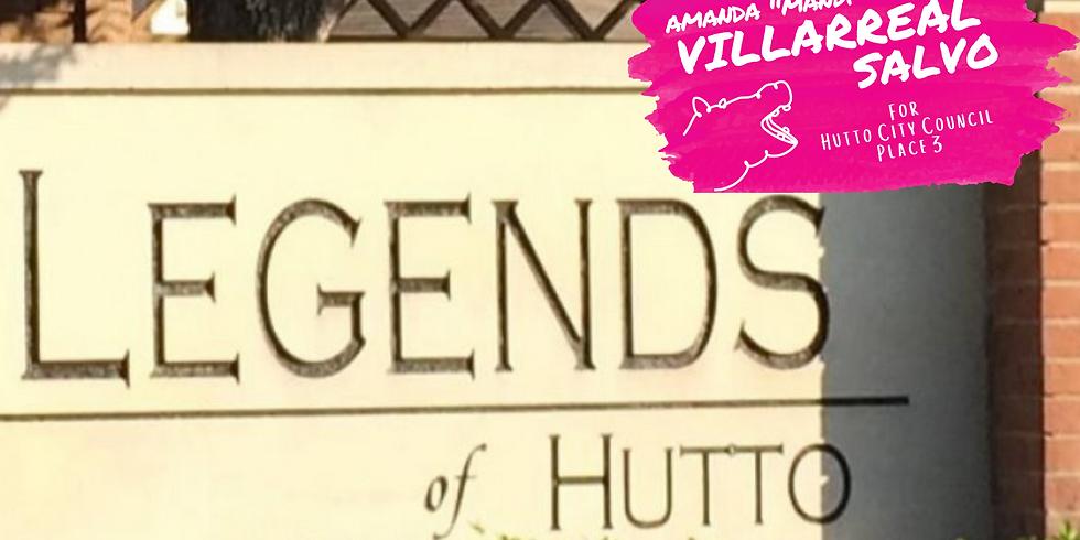 Legends of Hutto Meet & Greet w/Mandi Villarreal Salvo