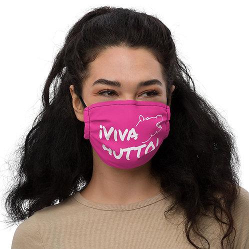 ¡Viva Hutto! Premium Face Mask