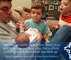 Jamie Lagarde Quote & Photo