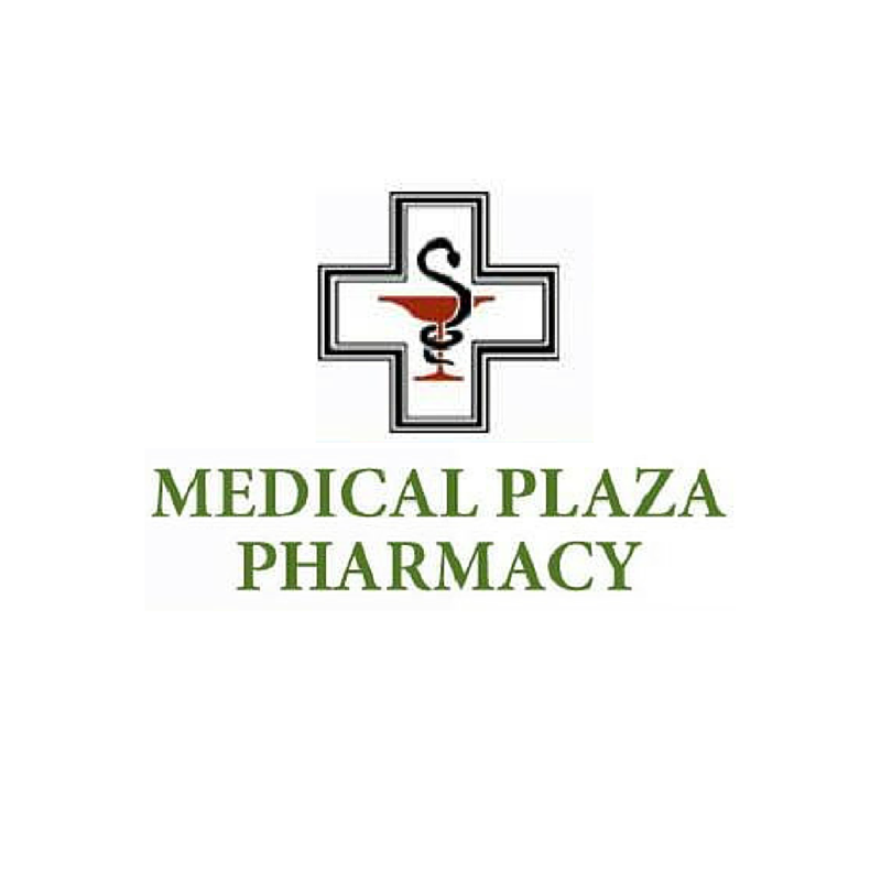 Medical Plaza Pharmacy Square Logo