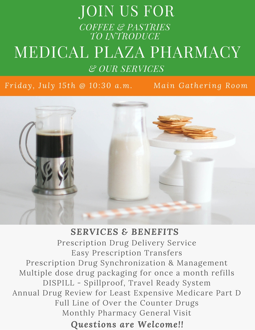 Invite_Medical Plaza Pharmacy