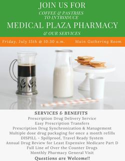 Invite_Medical Plaza Pharmacy