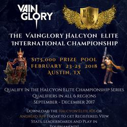 Halcyon Elite Championship Series Qualifier Announcement _V2