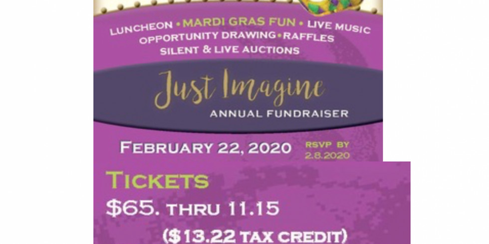 Just Imagine Fundraiser
