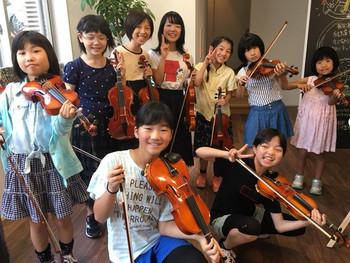 「駒ヶ根子どもオーケストラ」が地元のイベントで演奏!