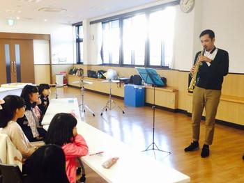 作曲教室(ソプラノサックス編)