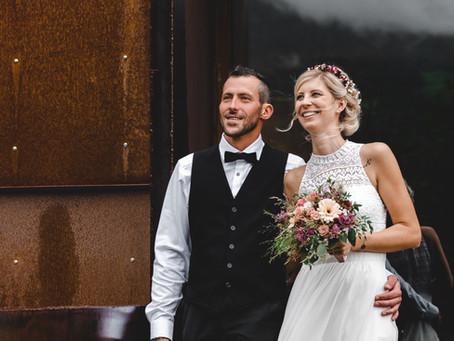 Hochzeit Daniel + Lisa