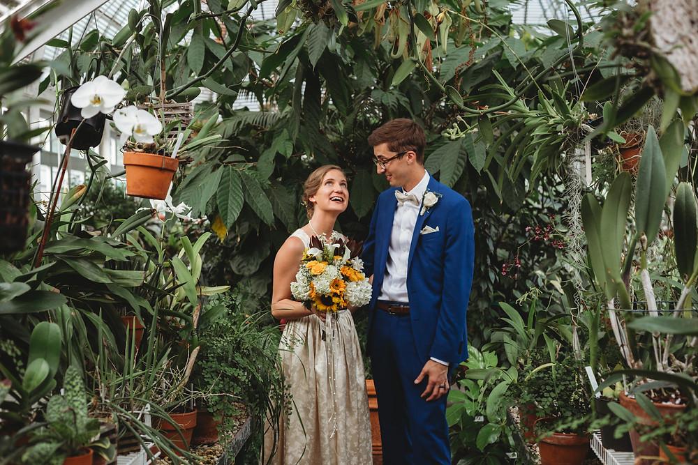 reynolda garden wedding