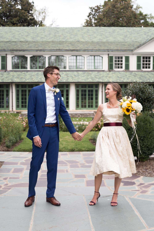reynolda house winston salem wedding