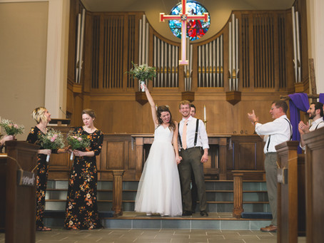 Patrick & Mica's Wedding
