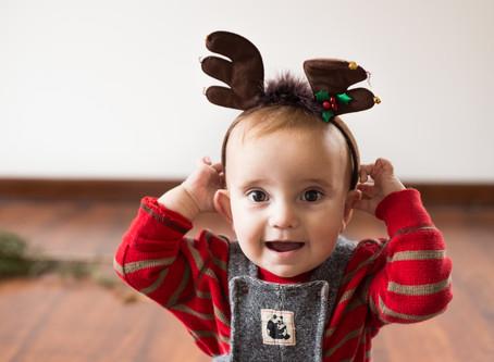 Indoor Christmas Photo Tips