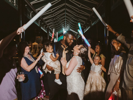 Morgan and William's Wedding