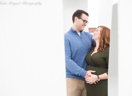 Anna & Devin's Maternity Photoshoot