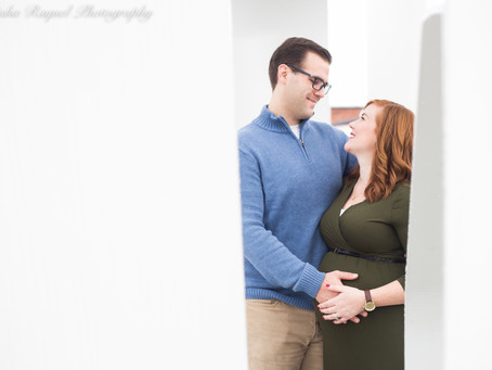 Anna & Devin's Maternity Photoshoot