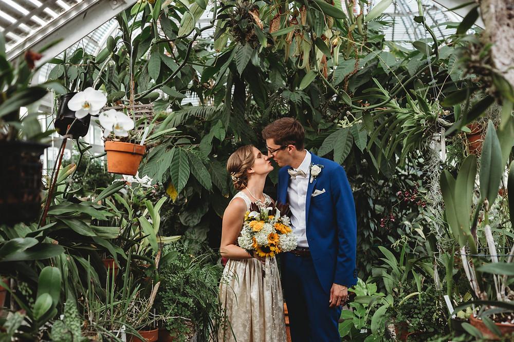 reynolda garden wedding nc