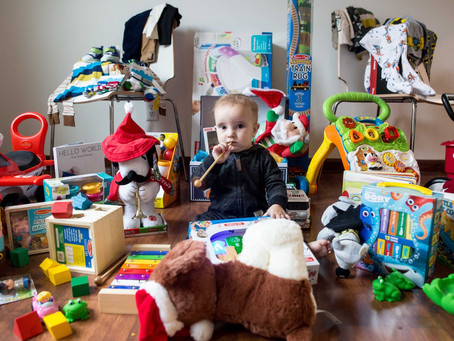 Buying my kid a Christmas present? Read this!