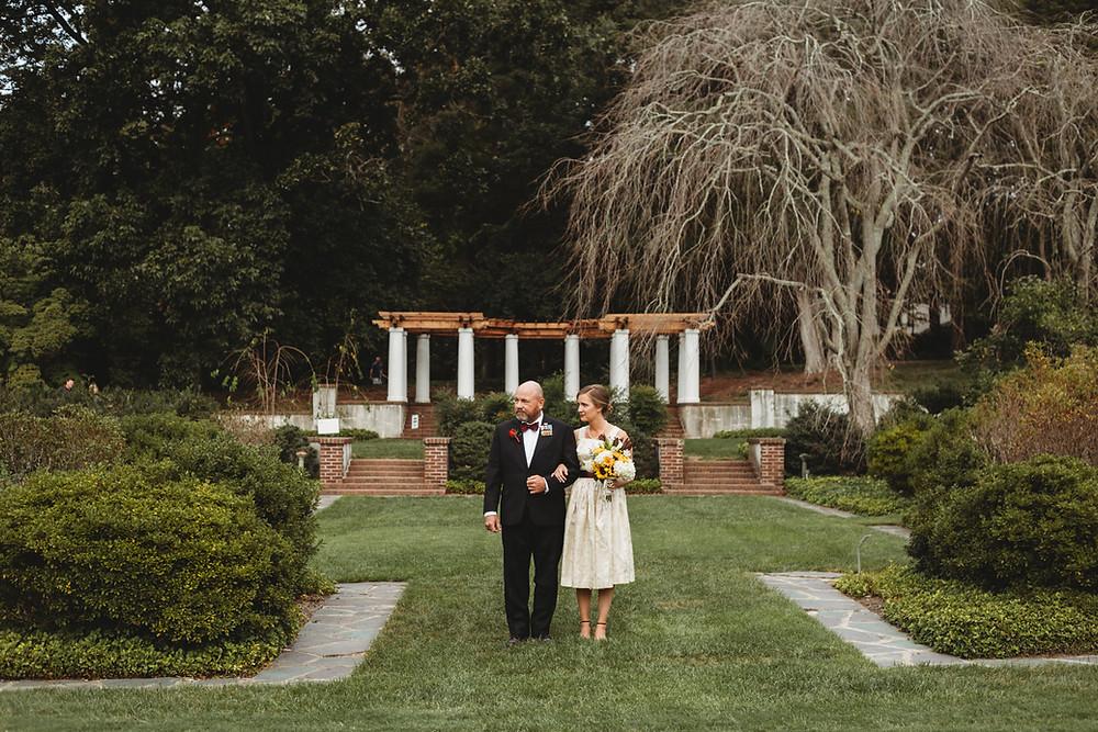 reynolda gardens wedding