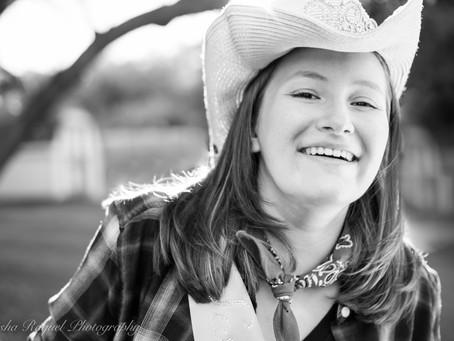 Sarah's Western Sweet Sixteen