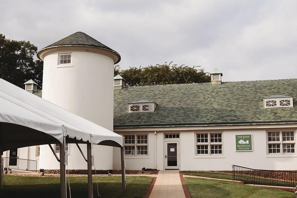 the barn at reynolda