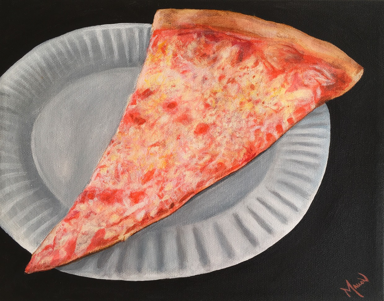 NYC Pizza Slice