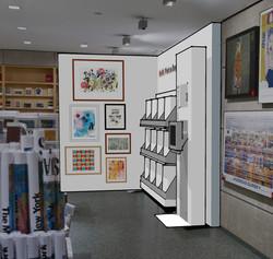 MDS Print On Demand Kiosk