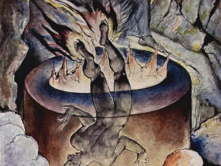 INFERNO: Canto 19 - The Sycophantic Simonists