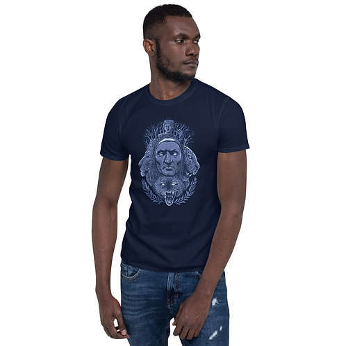 Beasts of Florence (Blue) Unisex T-Shirt