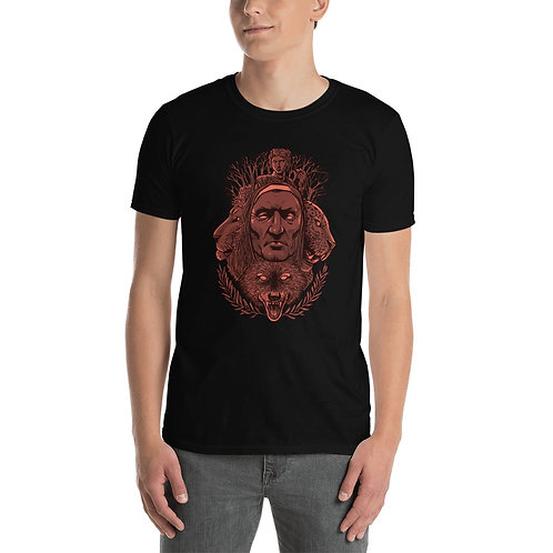 Beasts of Florence (Red) Unisex T-Shirt