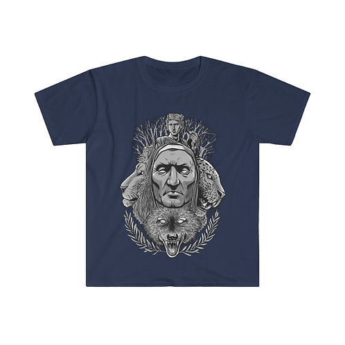 Beasts of Florence Men's Fitted Tee