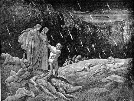 INFERNO: Canto 15 - The Uncivil Servants