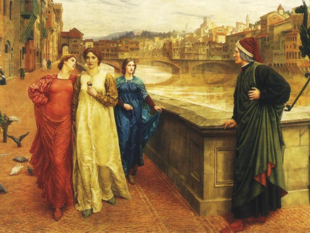 INFERNO: Canto 2 - The Ladies of Mercy