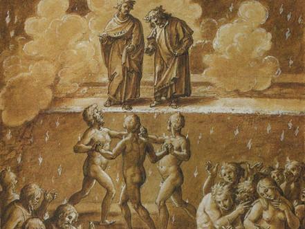 INFERNO: Canto 16 - The Three Shades