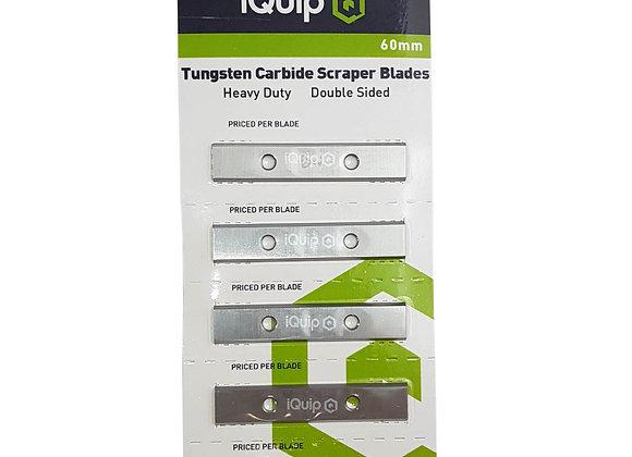 iQuip Tungsten Carbide Blade
